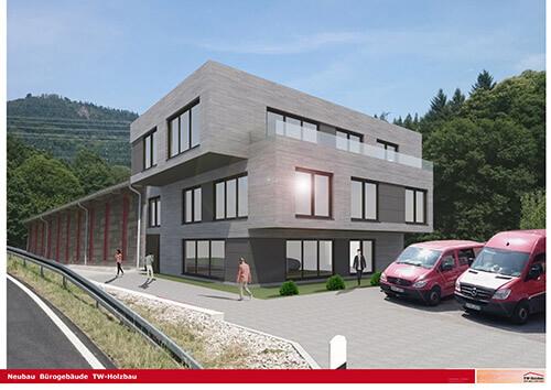 TW-Holzbau Verwaltungsgebäude