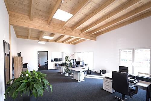 Intelligent Solution Rheinschmidt Bürogebäude
